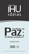 [207ª edição - Territórios da Paz: Territórios Produtivos?]
