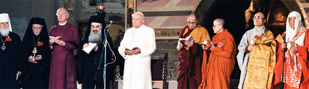 Resultado de imagem para diálogo inter-religioso