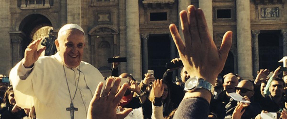 """Resultado de imagem para """"O Pontificado de Francisco inicia uma nova era na Igreja"""". Entrevista com Austen Ivereigh"""