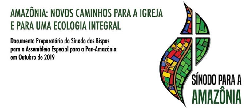 Resultado de imagem para sinodo da amazonia 2019
