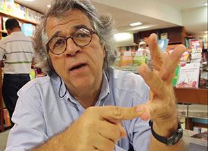Ricardo Antunes. Fotografia: Correio da Cidadania