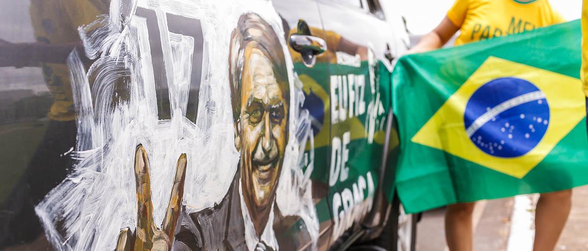 Resultado de imagem para Manifesto internacional contra o fascismo no Brasil