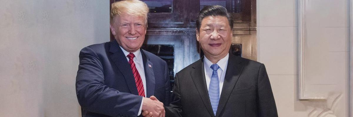 Resultado de imagem para Cúpula Trump-Xi, o fim de um paradigma. Artigo de Francesco Sisci