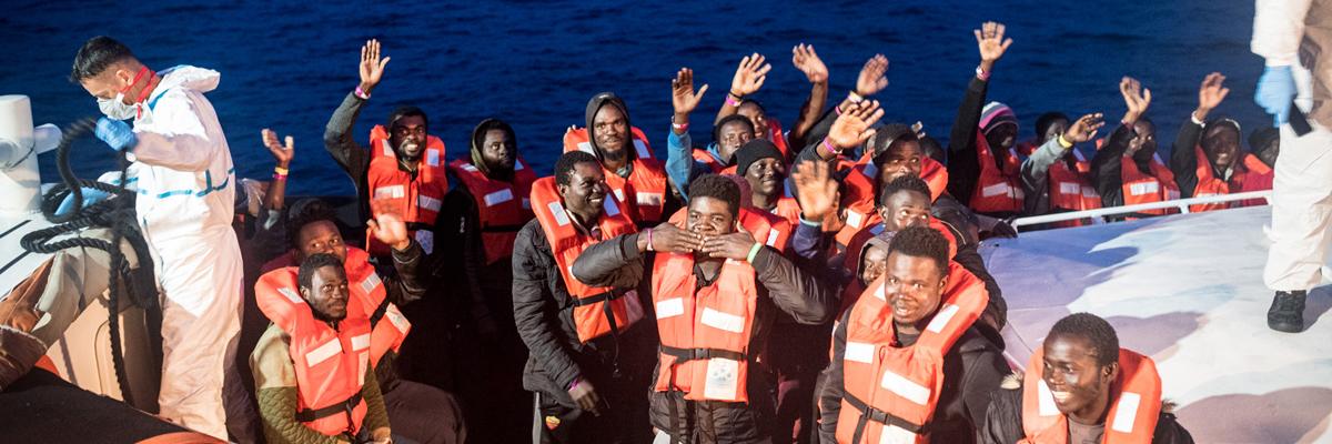 Resultado de imagem para Fabio Tonacci, La Repubblica, 29-06-2019