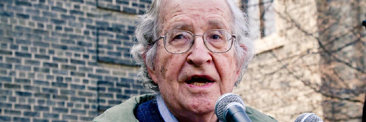 """Resultado de imagem para """"O fenômeno das 'mortes por desespero' parece ser uma característica específica estadunidense"""". Entrevista com Noam Chomsky"""