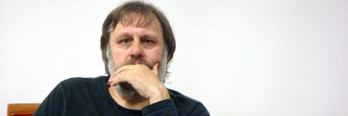 Resultado de imagem para Žižek, o comediante sério