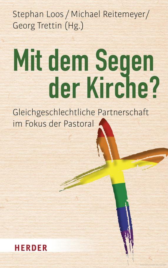 Resultado de imagem para Uma benção católica para os casais homossexuais. Seis teses teológicas e pastorais