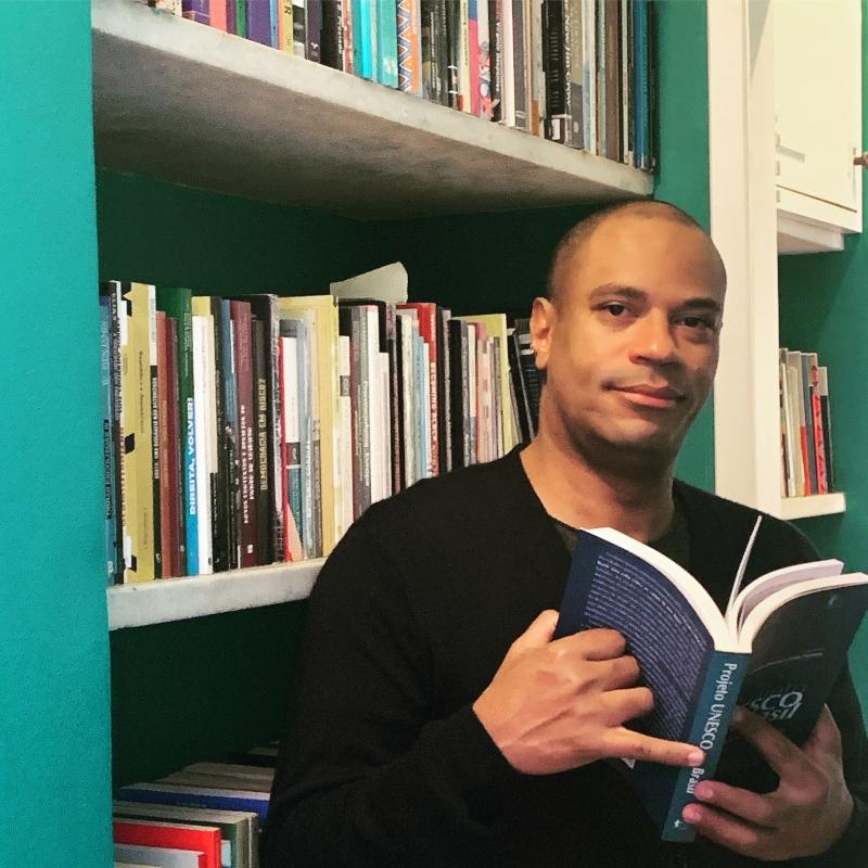 Cristiano Rodrigues (Arquivo pessoal)