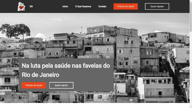 Iniciativas como favelasemcorona.com buscam saídas para o enfrentamento da pandemia nas periferias à revelia das ações do poder estatal
