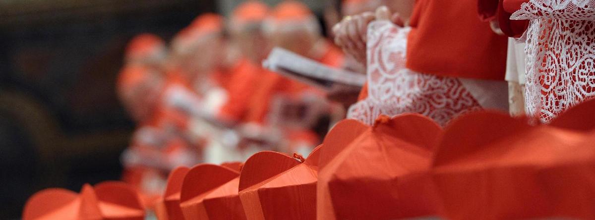 """Resultado de imagem para Cardeais na mira de católicos milionários com o """"Relatório do Chapéu Vermelho"""""""